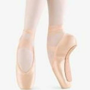 NEW BLOCH ASPIRATION Ballet Toe Pointe Shoe